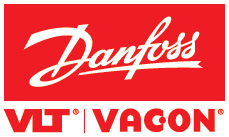 VACON Danfoss Logo