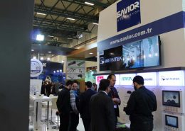 Savior Kontrol Otomasyon WIN EURASIA Automation 2017 fuarına katıldı