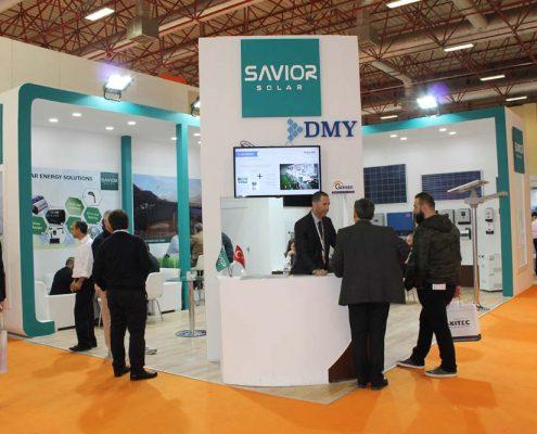 Savior Kontrol Otomasyon Solarex 2017'deydi