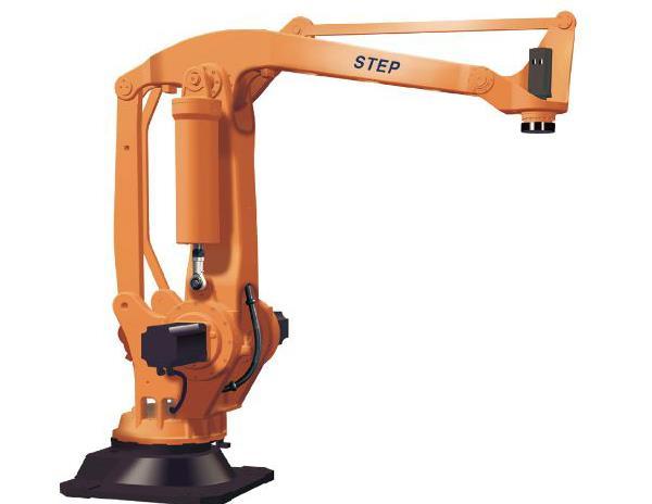 SP120 Robotik Paletleyici