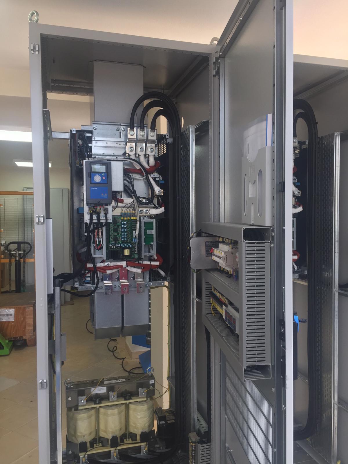 Savior Otomasyon, Bulutlu Marine için hazırladığı 400kW Gücündeki Bow Thruster Uygulaması'nı Devreye Aldı.