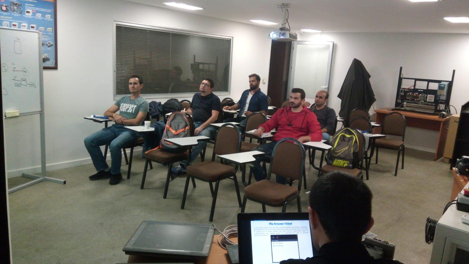 Savior Otomasyon Weintek HMI Eğitimlerine Devam Ediyor